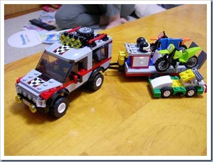 LEGO city443302