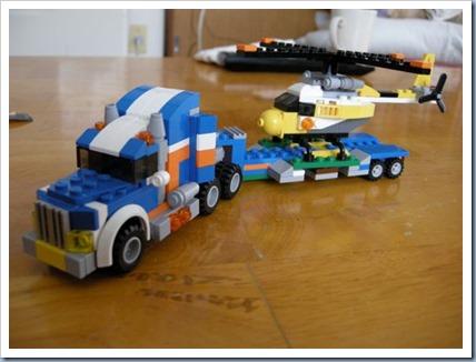 トランスポートトラック01